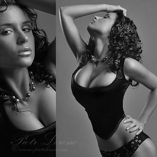 Fashion - Lingerie photo session